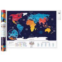 Карта Travel Map Holiday World 4820191130227