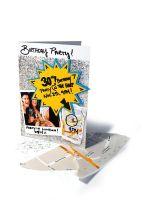 Набор для hand-made поздравительных открыток Peel n Stick SK STICKYGREET1