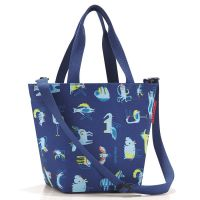 Сумка детская Shopper XS abc friends blue IK4066