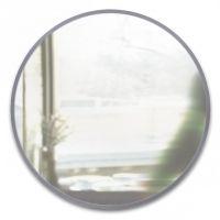 Зеркало Hub настенное 94 см серое 358370-918