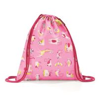 Мешок детский Mysac abc friends pink IC3066