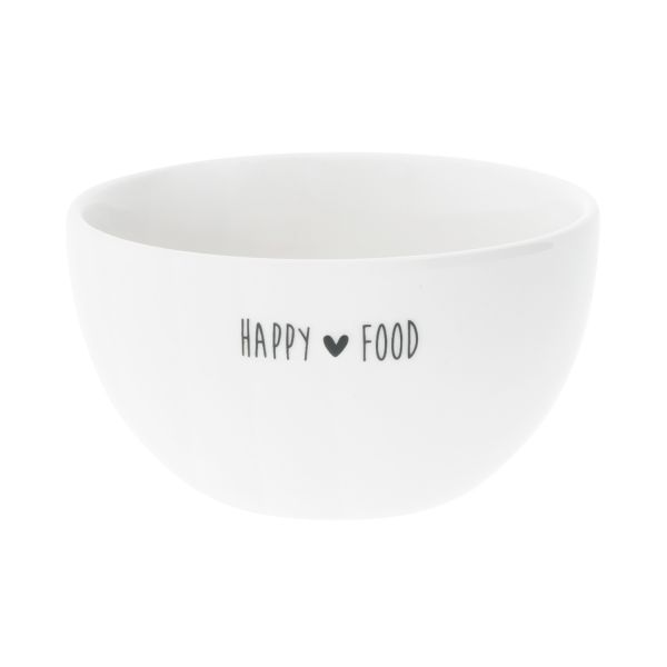 Пиала Bastion Collections Happy Нearts Dots Black средняя 145 г LI/BOWL ASS 010 BL Happy