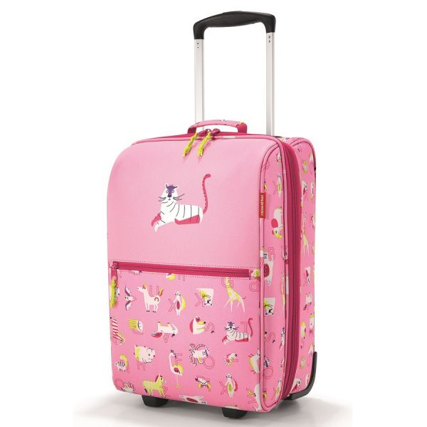 Чемодан детский Trolley XS ABC friends pink IL3066