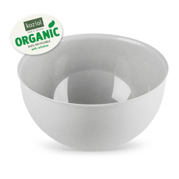 Миска PALSBY M Organic, 2 л, серая 3805670