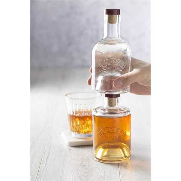 Набор из 2 бутылок с пробками 0,33 и 0,35 л K_0025.838V