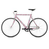 Наклейка на раму велосипеда Blossom RK10