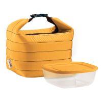 Набор термосумка+контейнер handy малый жёлтый 032950165