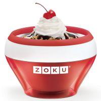 Мороженица Ice cream maker красная ZK120-RD