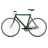 Наклейка на раму велосипеда Forest RK09