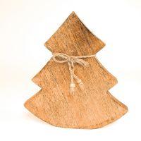 Украшение декоративное Wooden Tree, 23х23х2,5 см en_ny0033