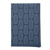 Полотенце кухонное с принтом Sketch синего цвета из коллекции Wild, 45х70 см TK19-TT0010