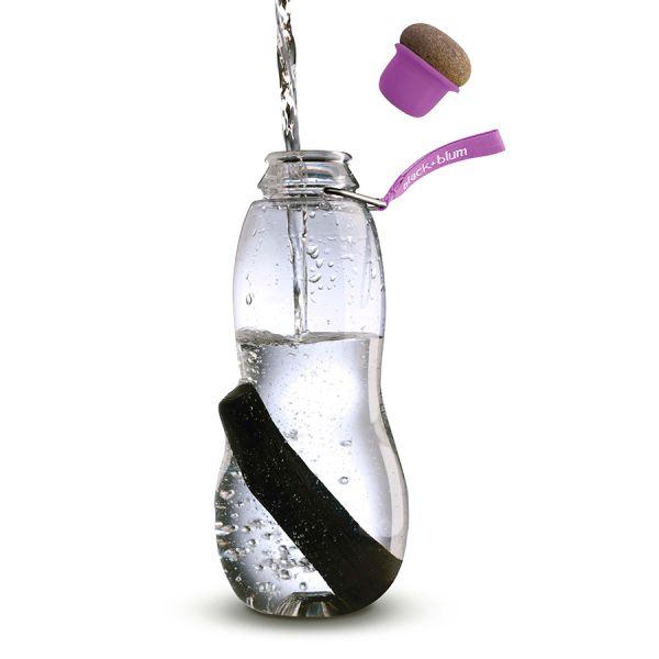 Эко-бутылка Eau Good с фильтром фиолетовая EG003