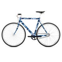Наклейка на раму велосипеда Camouflage RK01