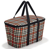 Термосумка Coolerbag glencheck red UH3068