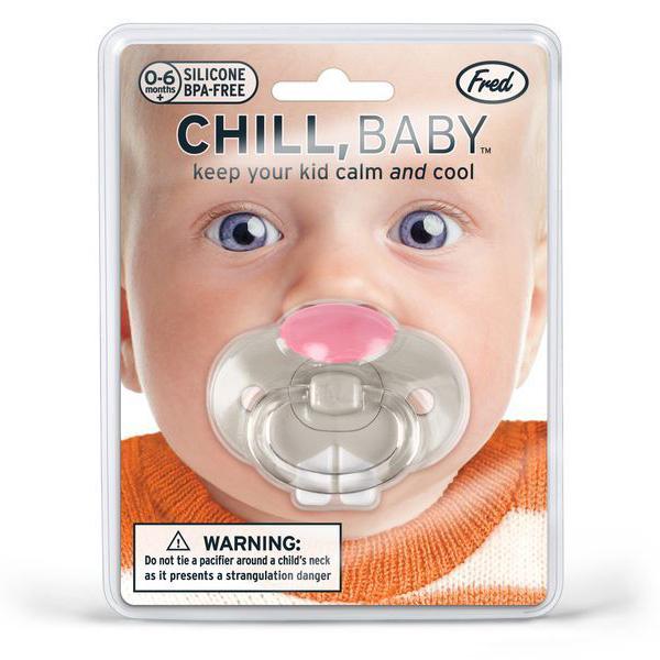 Соска-пустышка Chill baby Зайчик 043