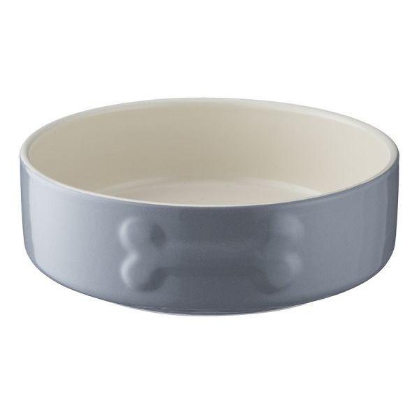 Миска для собак Colour Mix 15 см серая 2030.465