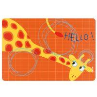 Коврик сервировочный детский Hello жираф 22606652G