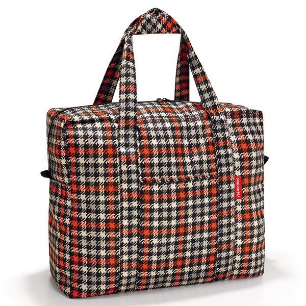 Сумка складная Mini maxi touringbag glencheck red AD3068