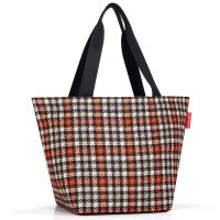 Сумка Shopper M glencheck red ZS3068