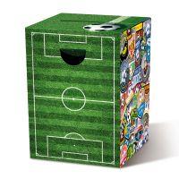 Табурет картонный сборный Soccer PH49