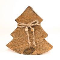 Украшение декоративное Wooden Tree, 15х14х2,5 см en_ny0032