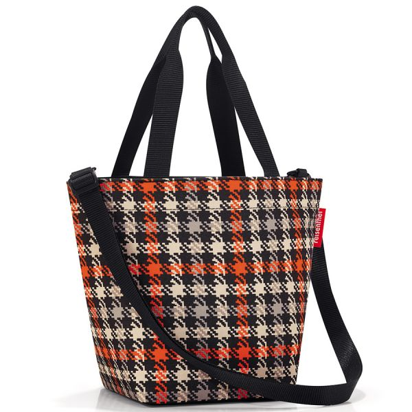 Сумка Shopper XS glencheck red ZR3068