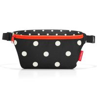 Сумка поясная beltbag S mixed dots WX7051