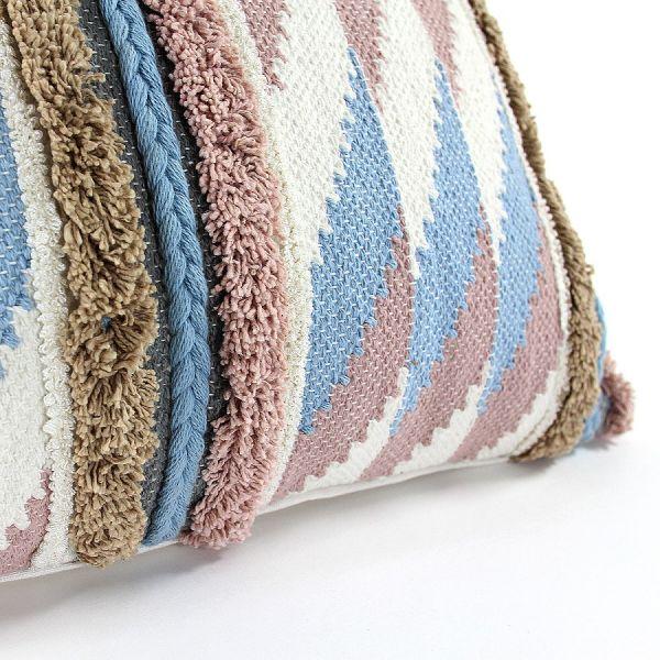 Чехол на подушку с бахромой Ethnic, 30х60 см TK18-CC0001