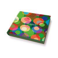 Блок для записей с ручкой Confetti me60