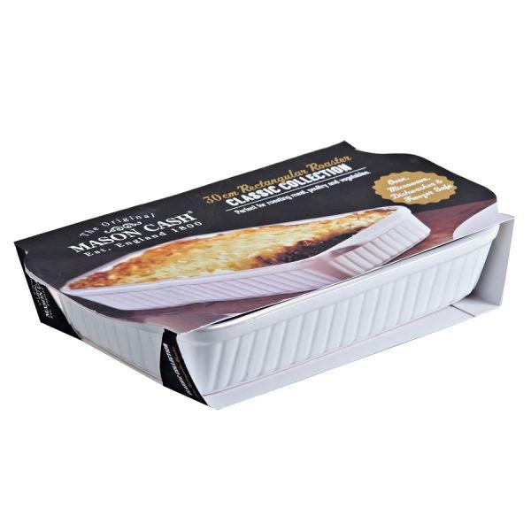 Блюдо для запекания Classic прямоугольное 30 см 2001.548