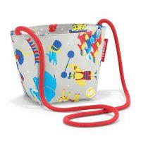 Сумка детская Minibag circus red IV3063