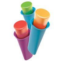 Набор форм для замороженного сока Summer pop molds 6 шт с крышками ZK145