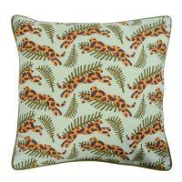 Чехол для подушки с дизайнерским принтом Big Jump из коллекции Wild, 45х45 см TK19-CC0001