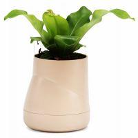 Горшок цветочный Hill pot большой кремовый QLX20002-CR