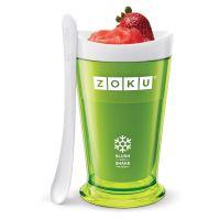 Форма для холодных десертов Slush & Shake зеленая ZK113-GN