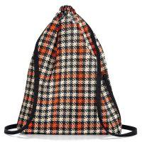 Рюкзак складной Mini Maxi Sacpack Glencheck Red AU3068