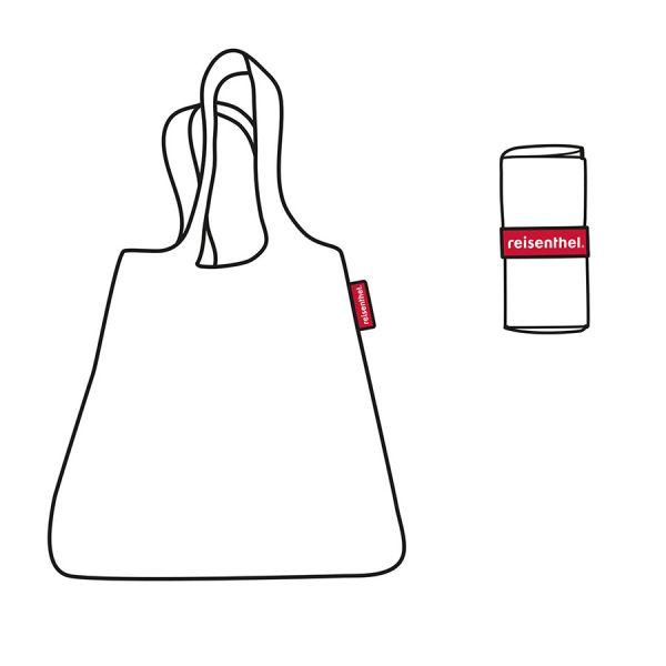 Сумка складная Mini maxi shopper reflective AT1030