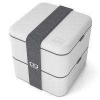 Ланч-бокс MB Square светло-серый 1200 13 110