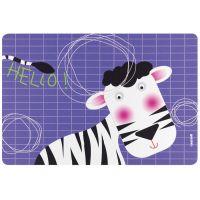 Коврик сервировочный детский Hello зебра 22606652Z