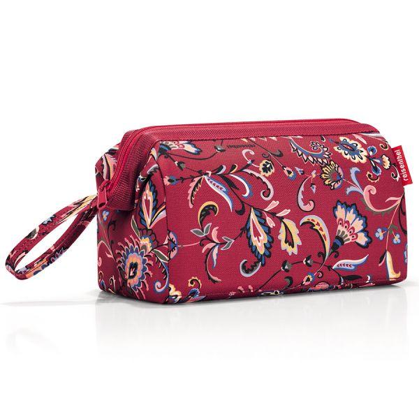 Косметичка Travelcosmetic paisley ruby WC3067