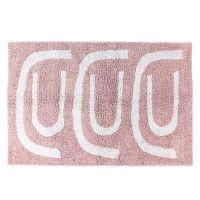 Коврик для ванной Go round цвета пыльной розы TK18-BM0001