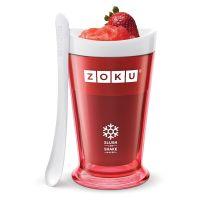 Форма для холодных десертов Slush & Shake красная ZK113-RD