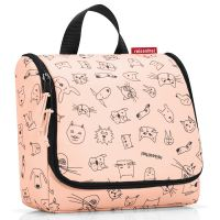 Сумка-органайзер Toiletbag cats and dogs rose WH3064