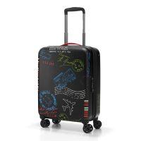 Чемодан 4-х колесный Suitcase S (30л) LA7037