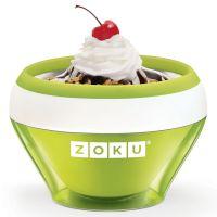 Мороженица Ice cream maker зеленая ZK120-GN