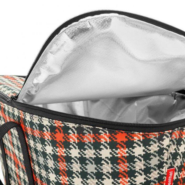 Термосумка Coolerbag glencheck red UH3068