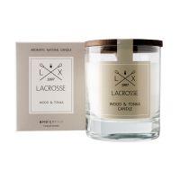 Свеча ароматическая в стекле «Дерево & тонка» VV040WTLC