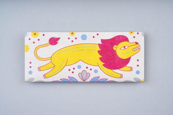 Кошелек New wallet - New junglelion NW-126