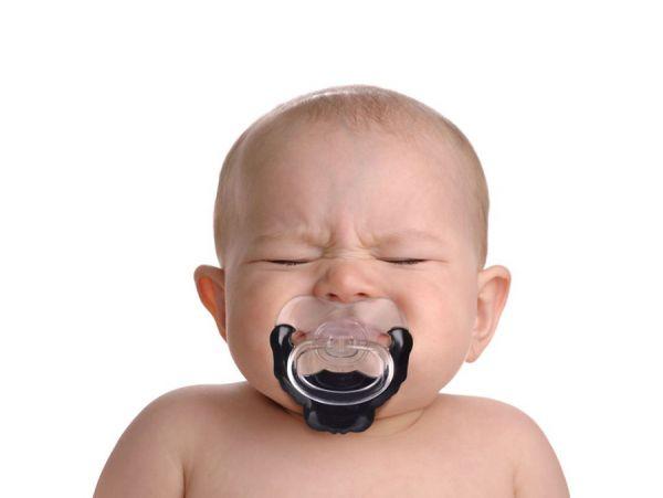 Соска-пустышка Chill baby Борода 047