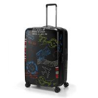 Чемодан 4-х колесный Suitcase L (95л)  LC7037